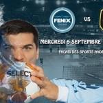 <b>Début de la Lidl StarLigue pour le FENIX Toulouse face à Chambéry</b>