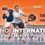 <b>Open de France de Padel à Toulouse ce week-end !</b>