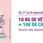 <b>Vide Dressing Solidaire au Carrefour Toulouse Purpan cette semaine !</b>