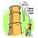 <b>[#LeBQE] Y a-t-il une antenne relais cachée dans la forêt de Bouconne ?</b>