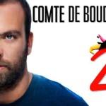 <b>Concours : Gagnez vos places pour le Comte de Bouderbala au Casino Barrière !</b>