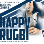 <b>Colomiers Rugby propose un Happy Rugby au Stade Michel Bendichou</b>
