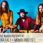 <b>Kadavar et Monolord en concert au Metronum !</b>