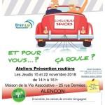 <b>Alençon. Des ateliers de prévention routière pour les seniors</b>