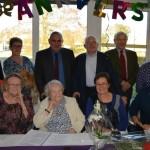 <b>Denise Rescan, l&#039;ancienne bouchère de Tourouvre, fête ses 100ans</b>