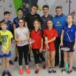 <b>Badminton. Huit podiums pour les Aiglons au trophée des jeunes</b>