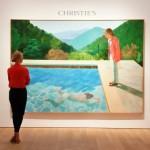 <b>Une toile de Hockney vendue 90,3 millions de dollars, record pour un artiste vivant</b>