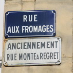 <b>Insolite à Caen : les végans veulent changer le nom de la rue aux Fromages</b>
