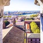 <b>Vue inédite sur #Toulouse depuis le #clocher du #CouventDesJacobins - #France #photographie #photogr...</b>