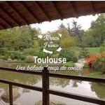 <b>Notre guide Emmanuelle vous emmène faire sa balade coup de coeur dans Toulouse : jardin japonais, ...</b>