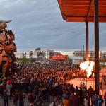 <b>Entre 60 000 et 70 000 spectateurs pour l'ouverture de la Halle de la Machine</b>