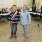 <b>Conseil municipal des enfants de Champagnole: Alexis Duboz élu</b>