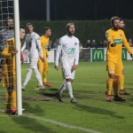 <b>Coupe de France de football : le FC Saint-Lô est éliminé</b>