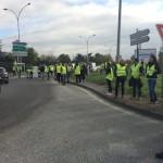 <b>Dépôts de carburant, péages, périph… Le point sur les blocages des Gilets jaunes à Toulouse, lundi</b>