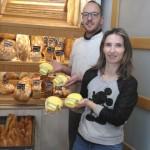 <b>Des gilets jaunes à déguster à la boulangerie Aux mille et une saveurs de Fleury-sur-Andelle</b>