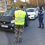 <b>Gilets jaunes : condamné à 2 mois de prison avec sursis pour avoir forcé un barrage à Dieppe</b>