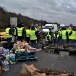 <b>CARTES. Gilets jaunes en Lorraine : les points à éviter lundi soir, quelle actions prévues mardi ?</b>