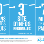 <b>actu.fr : 3e site d&#039;infos régionales, merci !</b>