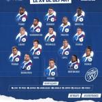 <b>France – Afrique du Sud : Maxime Médard débute dans le XV</b>