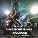 <b>Lenny Kravitz en 2019 à Toulouse</b>