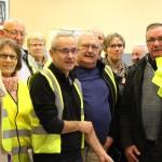 <b>Les Gilets jaunes (re)demandent des salles de réunion au maire de Mortagne-au-Perche</b>