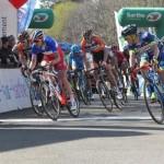 <b>67 édition du Circuit de la Sarthe.Pédales au pied... des Avaloirs</b>