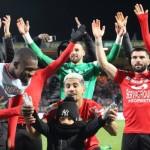 <b>Photos et Vidéos. Guingamp en finale de la Coupe de la Ligue !</b>