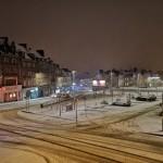 <b>EN IMAGES. Tempête Gabriel et vigilance orange : premières chutes de neige sur la Normandie</b>