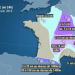 <b>Neige : la Seine-et-Marne et l'ensemble de l'Ile-de-France en vigilance orange</b>