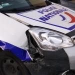 <b>Course-poursuite dans les rues du Mans : deux policiers blessés</b>