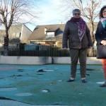 <b>Aurillac. Une nouvelle aire de jeux pour les enfants à Canteloube</b>
