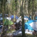 <b>Melun. Au bout du chemin de la mort, ils vivent dans les bois, le froid et la misère</b>