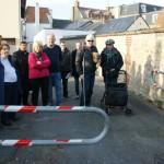 <b>Riverains et mairie en conflit sur la circulation dans la rue du Puits à Dives-sur-Mer</b>