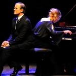 <b>Théâtre. Huster joue « Horowitz » à Combs</b>
