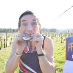 <b>Saint-Martin-de-Sescas : Martine Mallet est encore championne de France d'aviron indoor</b>