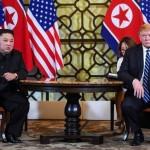 <b>Sommet Trump-Kim : aucun accord conclu selon la Maison Blanche</b>