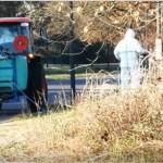 <b>Vidéo. Des agents de Toulouse Métropole pulvérisent du glyphosate «par erreur » selon la collectivi...</b>