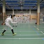 <b>Escrime. Caen accueille les championnats de Normandie d&#039;épée</b>