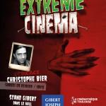 <b>Pour les 20 ans d'Extrême cinéma : places à gagner, stand Gibert et signature de Christophe Bie...</b>