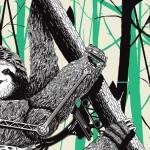 <b>Nantes : le paresseux, nouveauté 2019 des Machines de l'île</b>