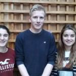 <b>Evran : Trois étudiants se liguent contre le cancer du sein</b>