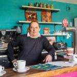 <b>Ronan Hellec reprend le bar-restaurant de Saint-Adrien et l'appelle «Chez Moi»</b>