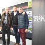<b>En avant l'agriculture : Le 23février, les paysans débarquent au stade de Guingamp</b>