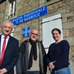 <b>Les dons se font aussi à la carteà la Basilique de Guingamp !</b>
