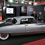 <b>Bayeux. Il a créé une nouvelle version inédite de la Citroën DS19</b>