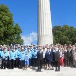 <b>Commémoration 14/18 : ce week-end, de la terre de Verdun déposée à L'Aiguillon-sur-Vie et Mouch...</b>