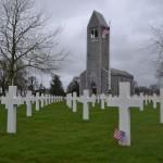 <b>75 ans du Débarquement : 3000 personnes attendues au cimetière américain de Saint-James</b>