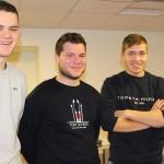 <b>MFR. Paul, Maxime et Anatole au secours d'un jeune immigré</b>