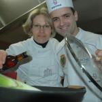 <b>Battles de cuisineà la Foire au boudinde Mortagne-au-Perche !</b>