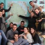 <b>16 étudiants de La Ferté-Bernard entre jungle et marais pendant leur voyage en Guyane !</b>